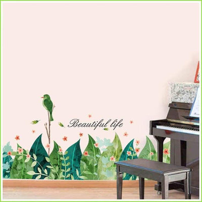 Beautiful Life Skirting Border