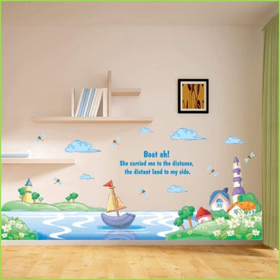 Lighthouse Wall Stickers - Stickers