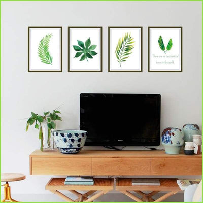 Four Leaf Frames Decals on WallStickersForKids