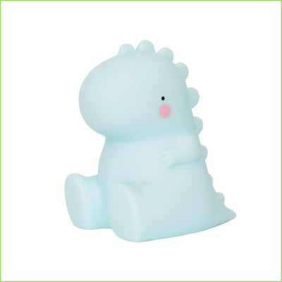 T Rex Night Light Mini on WallStickersForKids