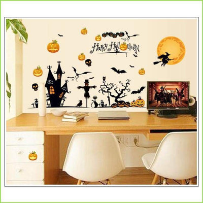 Halloween Spookfest Wall Stickers on WallStickersForKids