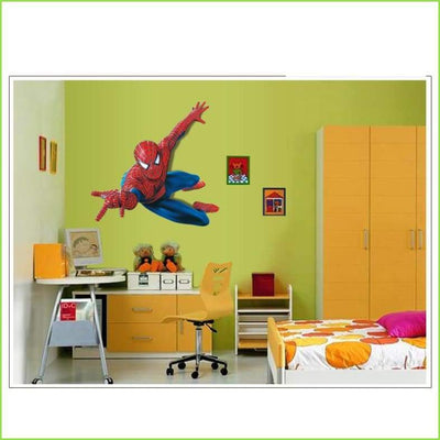 Spiderman Wall Art Stickers on WallStickersForKids