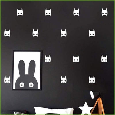 Batman Wall Decal Stickers