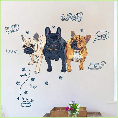 Doggie Decals - Decals