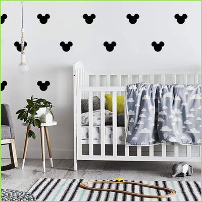 Mickey Mouse Wall Decals