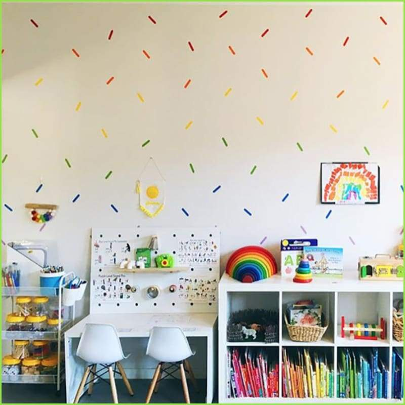Girls Bedroom Stickers Girls Wall Decals Free Delivery Over 20 Wallstickersforkids Co Uk