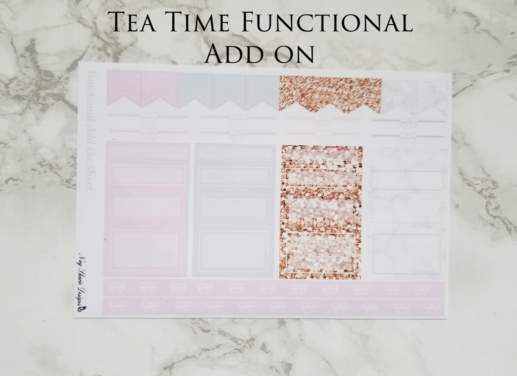 Tea Time Functional Add on
