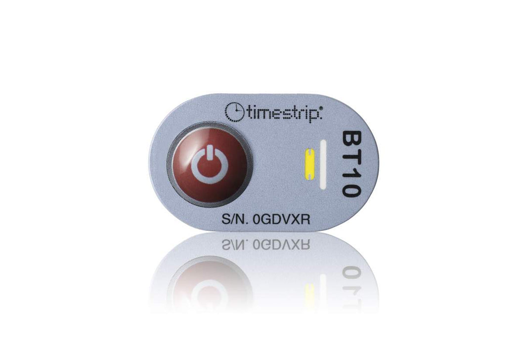 Timestrip® BLOOD TEMP 10