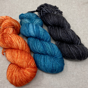 Sample Box - Pelagic yarns