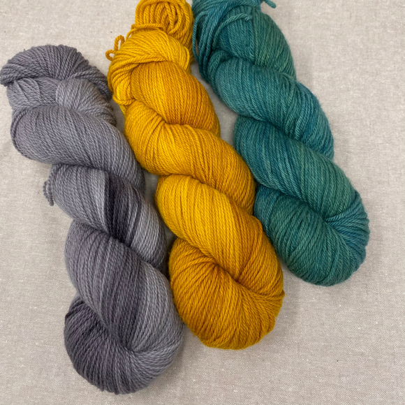 Sample Box - Seacliff yarns