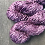 Ventana BFL/silk Fingering - Twilight Haze