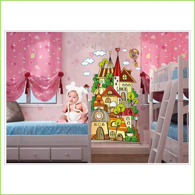 In My Castle Wall Decal - Decals