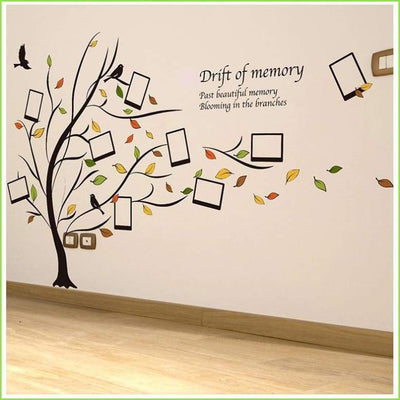Family Frame Memory Decal - Decals