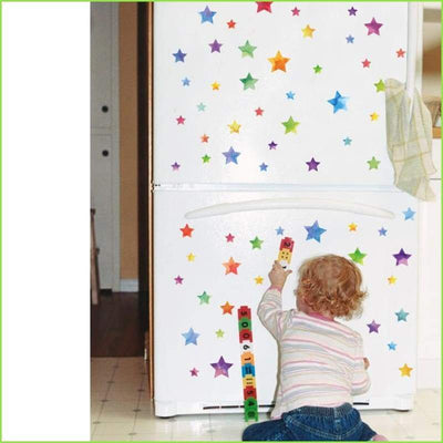 Colour Stars Stickers - Sticker