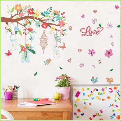 Love Branch Decal - Decals