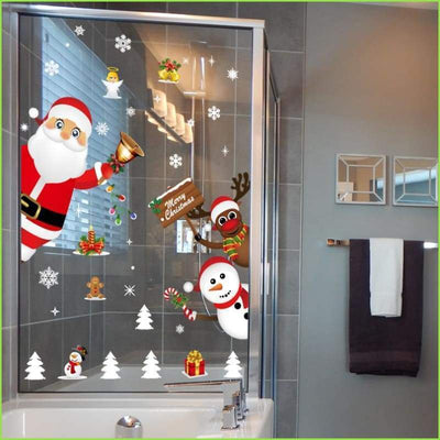 Hello Santa Wall Stickers - Stickers