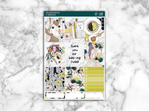 Bumble Ultimate Kit || [MATTE] - CinderellaPaper