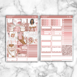 The Blush Essential Kit || R-482 - CinderellaPaper