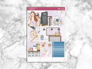 Brunch Mini Kit || CPM-522 - CinderellaPaper