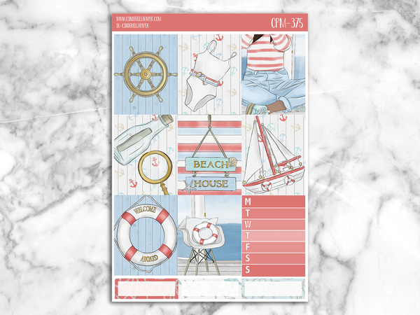 Coastal Mini Kit || CPM-375 - CinderellaPaper