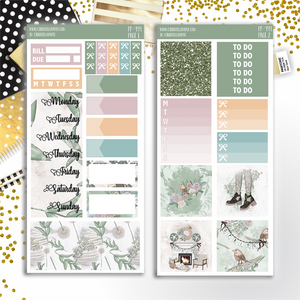 Think Spring PP Kit || PP-449 - CinderellaPaper