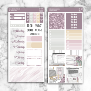 Work from Home PP Kit || PP-479 - CinderellaPaper