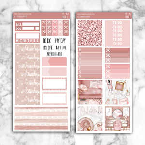 The Blush PP Kit || PP-482 - CinderellaPaper