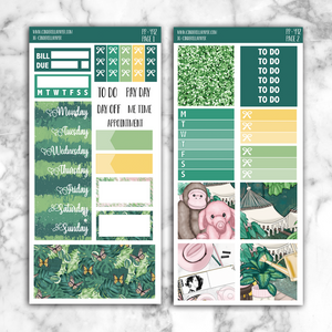 Two Worlds PP Kit || PP-492 - CinderellaPaper
