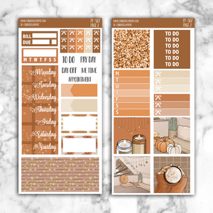 Autumn PP Kit || PP-507 - CinderellaPaper