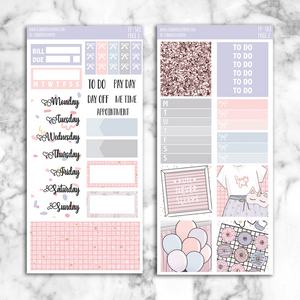 Slumber Party PP Kit || PP-561 - CinderellaPaper