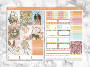 Easter Glam Essential Kit || R-228 - CinderellaPaper