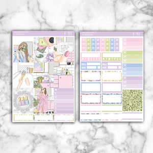 Pamper Essential Kit || R-454 - CinderellaPaper