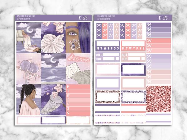Lucid Dream Essential Kit || R-576 - CinderellaPaper