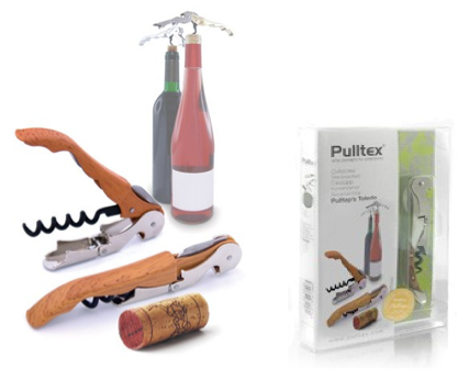 Pulltex Pulltap's Basic Wooden