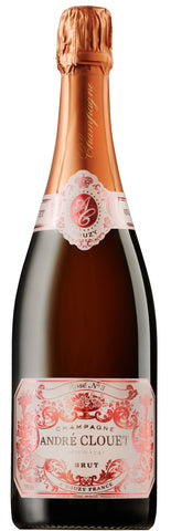 Andre Clouet Champagne Brut Rose NV No.5 (1.5L) **Arrival Soon