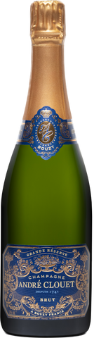 Andre Clouet Champagne Grande Reserve NV (375ml x 12)
