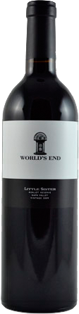 "World's End Merlot Reserve ""Little Sister"", 2013"