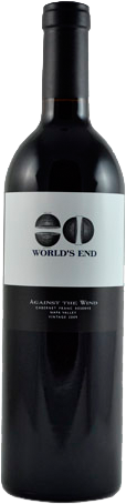 "World's End Cabernet Franc Reserve ""Against The Wind"" 2010"
