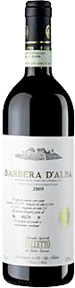 Bruno Giacosa Falletto Barbera d'Alba DOC 2016