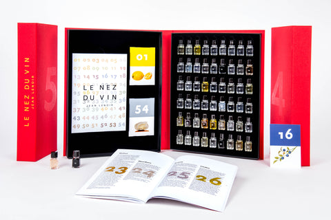 Le Nez du Vin The Masterkit 54 (Simplified Chinese)