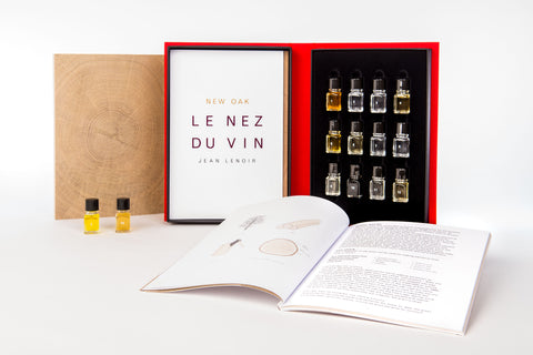 Le Nez du Vin New Oak 12 (English)