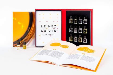 Le Nez du Vin White Wines and Champagnes 12 (English)