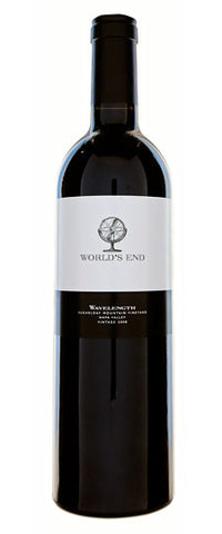 "World's End Syrah/Cabernet Franc ""Wavelength"" Napa Valley 2010"