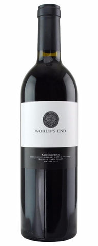 "World's End Cabernet Sauvignon ""Crossfire"" Napa Valley 2010"
