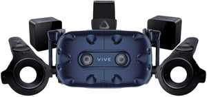 HTC Virtual Reality System Vive Pro Starter Kit - PC - VR World Market