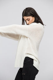 Oversized knit sweater dress. - RoseUniqueStyle
