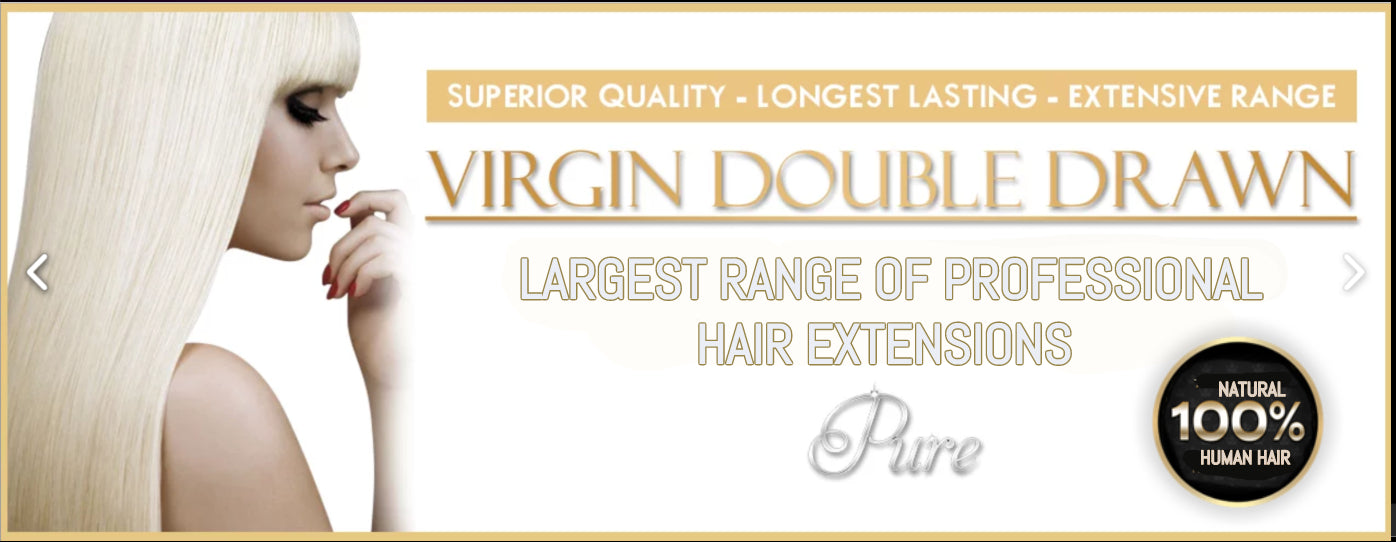 Best virgin hair extensions