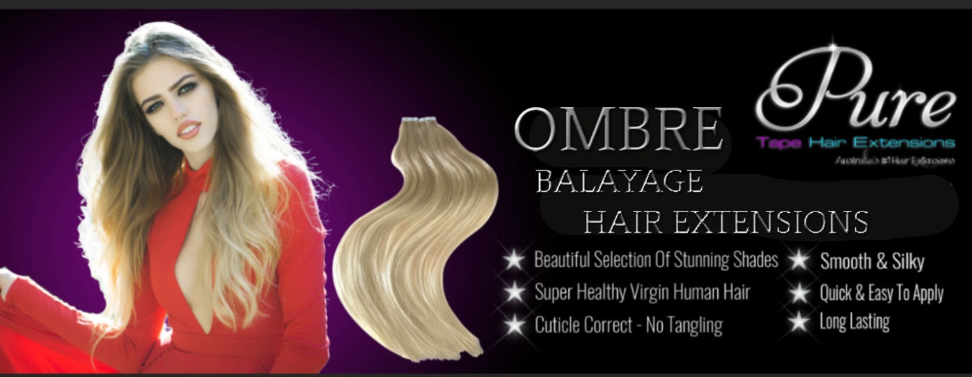 Best ombre hair extensions Australia