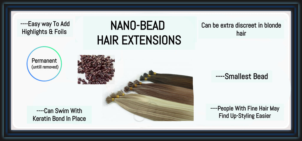 Nano Bead Hair Extensions Pros and Cons.