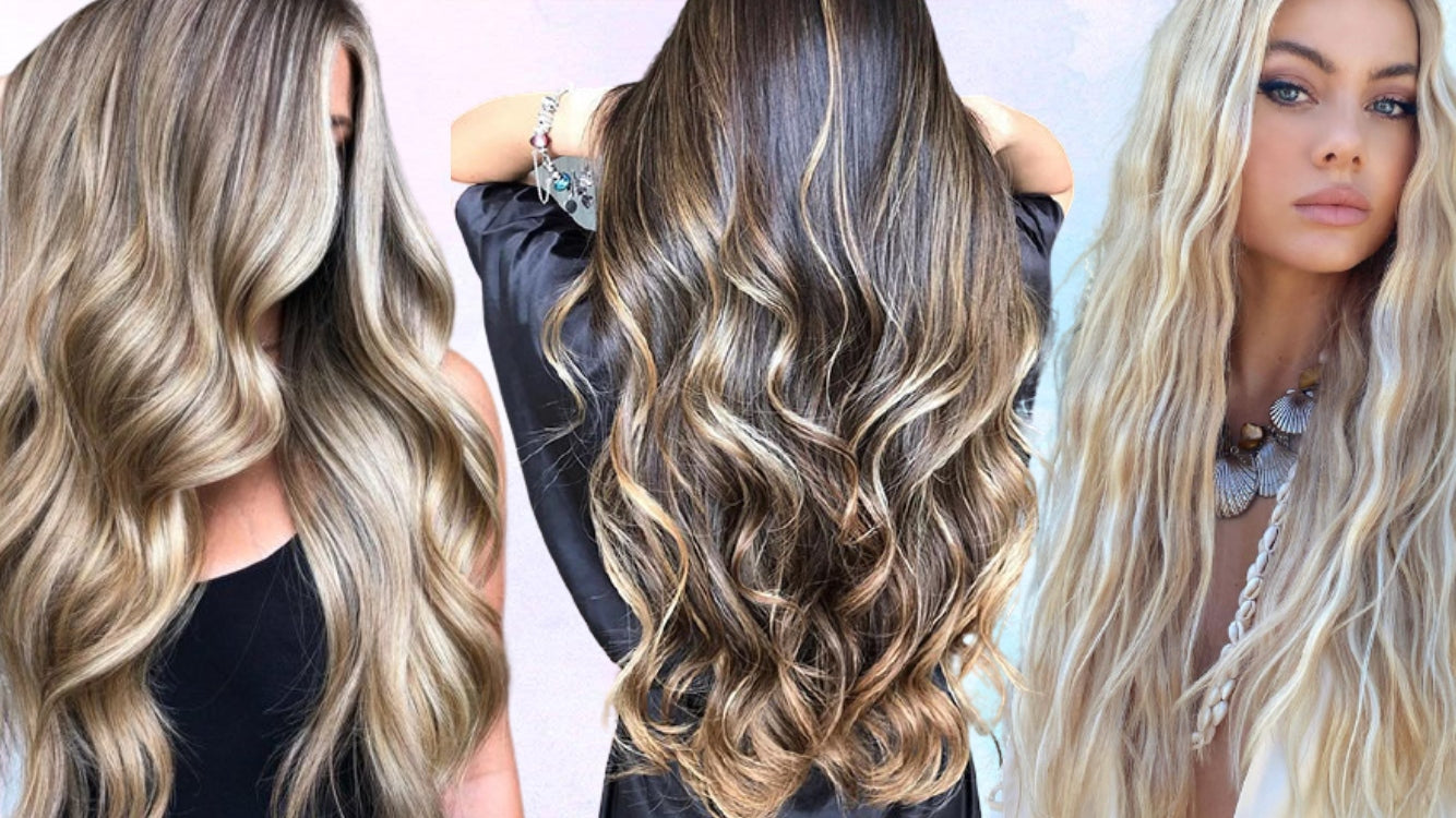 invisible tape hair extensions and custom made hair extensions